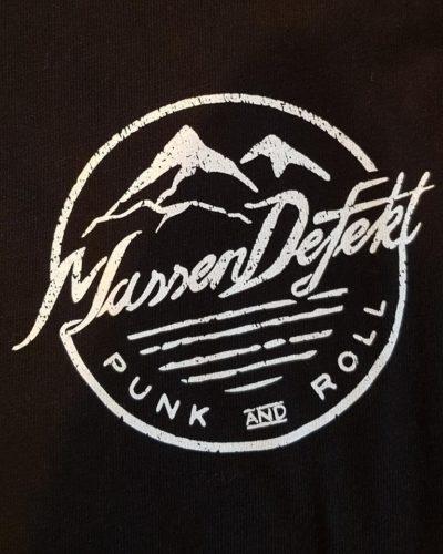 Logo-Band-Massendefekt